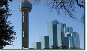 Dallas corporate buildings